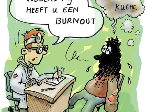 Burnout behandeling: omgaan met over-enthousiasme
