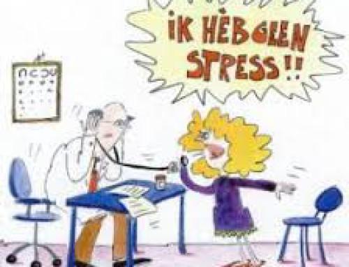 Stress voorkomen doe je zo